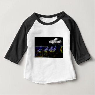 Ducks Night Walking Baby T-Shirt