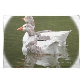 ducks placemat
