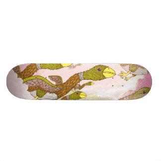 Ducks Skateboard Deck