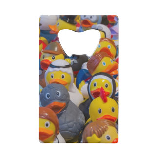 Ducks Wallet Bottle Opener