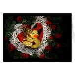 Ducky Cupid! Greeting Card
