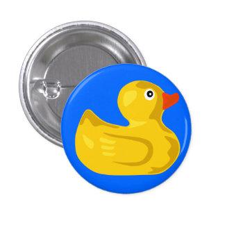 Ducky  Duck 1 Inch Round Button