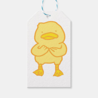 Ducky Matte Gift Tags