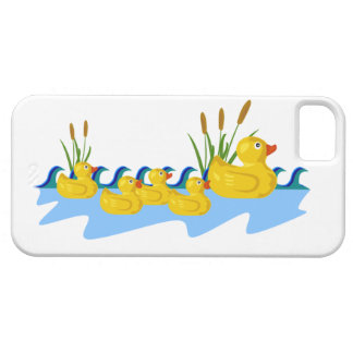 Ducky Parade iPhone 5 Case