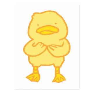 Ducky Postcard