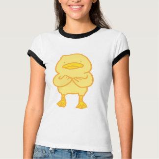 Ducky Women's Bella+Canvas Ringer T-Shirt