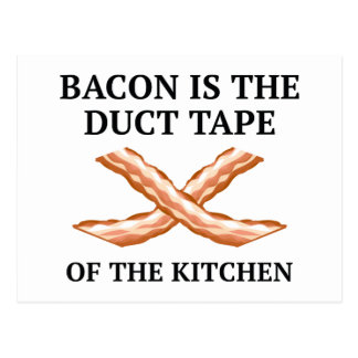 Duct Tape Of The Kitchen Postcards