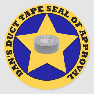 Duct Tape Seal of Approval