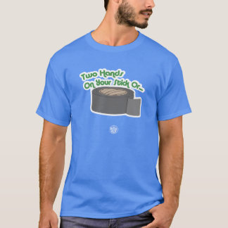 Duct Tape - Two Hands. T-Shirt