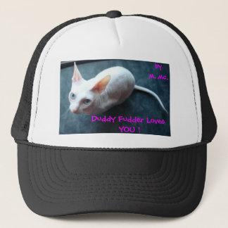Duddy Fudder Loves YOU !, Trucker Hat