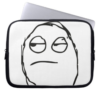 Dude Come On Laptop Sleeve