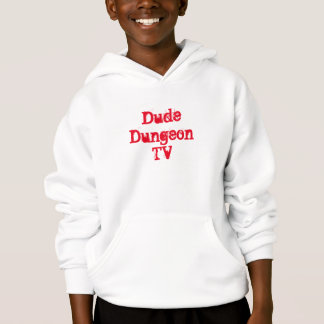 Dude DungeonTV Boy's Hoodie