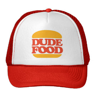 Dude Food hat