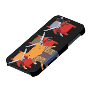 Dude Kitty Cover For iPhone 5/5S