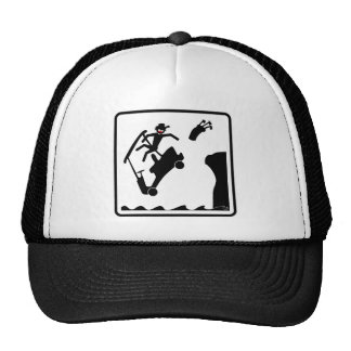 DUDE off the deck-4 Mesh Hat