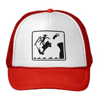 DUDE off the deck-4 Trucker Hat
