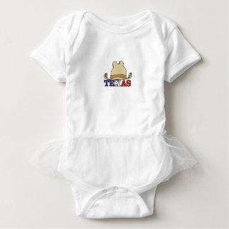 dude texas baby bodysuit