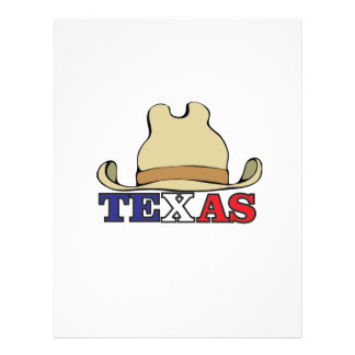 dude texas letterhead