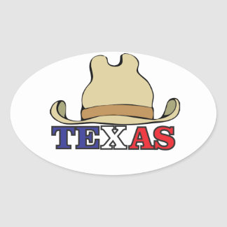 dude texas oval sticker