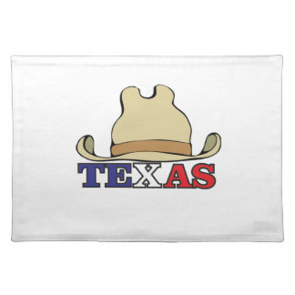 dude texas placemat