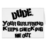 Dude Your Girlfriend