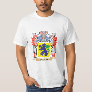 Dudley Coat of Arms - Family Crest T-Shirt