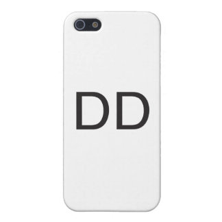 due diligence.ai iPhone 5/5S cases