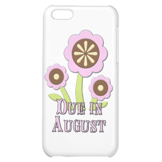 Due in August Expectant Mogther Case For iPhone 5C