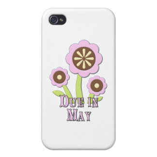 Due in May Expectant Mother Case For The iPhone 4