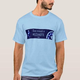 Due Minuti a Mezzanotte official t-shirt