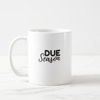 Due Season Coffee Mug