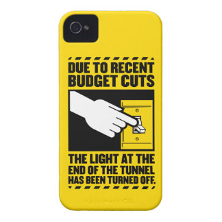 Due to Budget Cuts, the Light at the end of the Tu Case-Mate iPhone 4 Cases