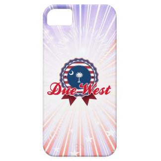 Due West, SC iPhone 5 Cover