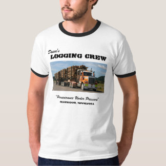 Duece's Logging Crew T-Shirt