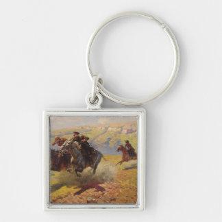 Duel, 1905 key chain