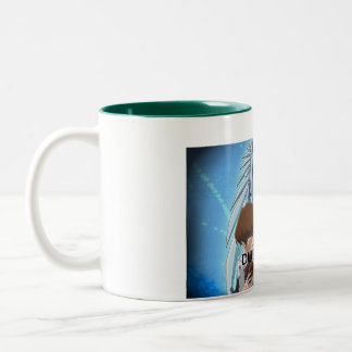 duel time Two-Tone coffee mug