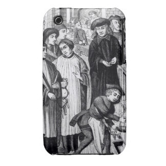 Dues on Wines, granted to the Chapter of Tournai b iPhone 3 Case-Mate Cases