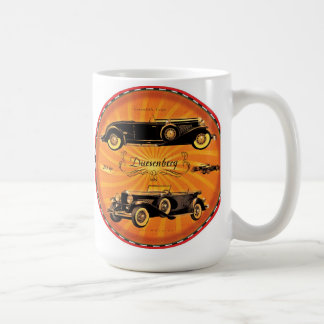Duesenberg Cars Coffee Mug