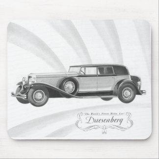 Duesenberg Motor Car Mouse Pad