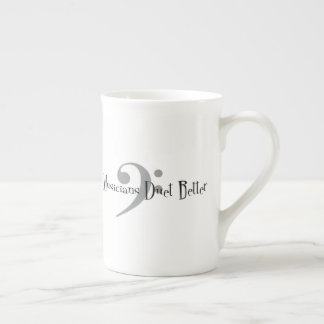 Duet (Bass) Bone China Mug