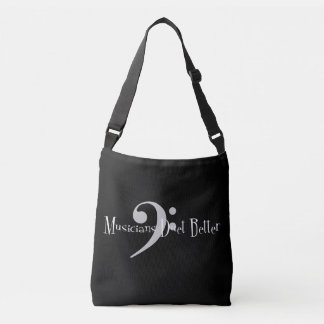 Duet (Bass) Dark Sling Bag