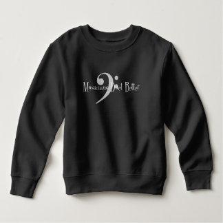 Duet (Bass) Toddler Dark Sweatshirt