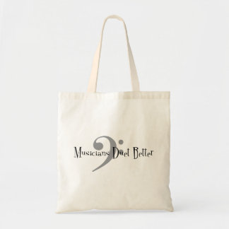 Duet (Bass) Tote Bag