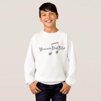 Duet (Notes) Boy's Sweatshirt