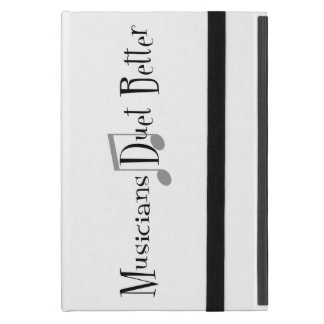 Duet (Notes) iPad Case