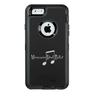 Duet (Notes) iPhone & Samsung Otterbox Case
