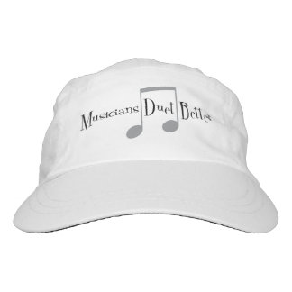 Duet (Notes) Performance Hat