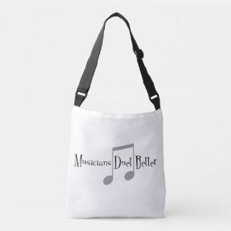 Duet (Notes) Sling Bag