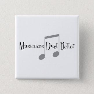 Duet (Notes) Square Button