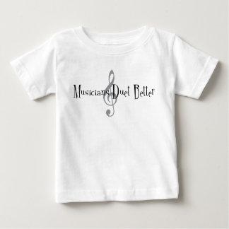 Duet (Treble) Baby Jersey T-Shirt